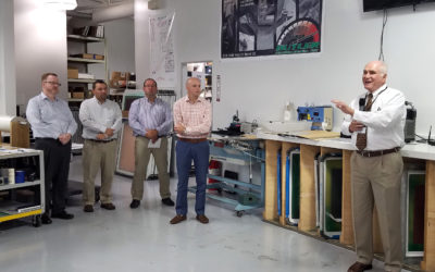 Rep. Mike Kelly visits Butler Technologies